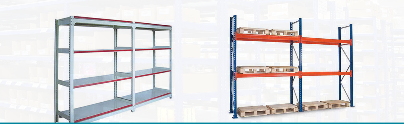 Semi Heavy Duty Racks